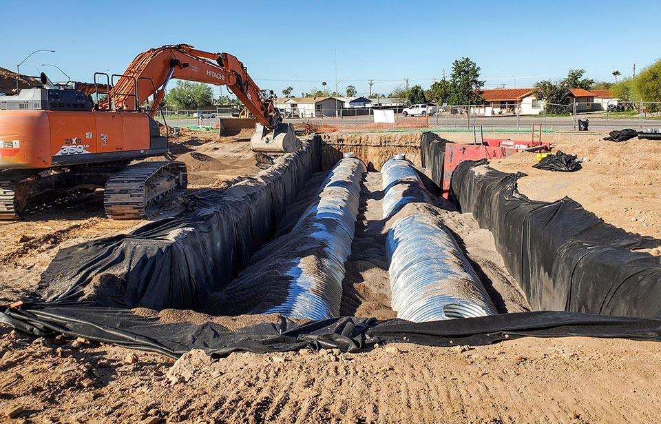 Solstice of Mesa - March 2020 progress   Tofel Dent Construction