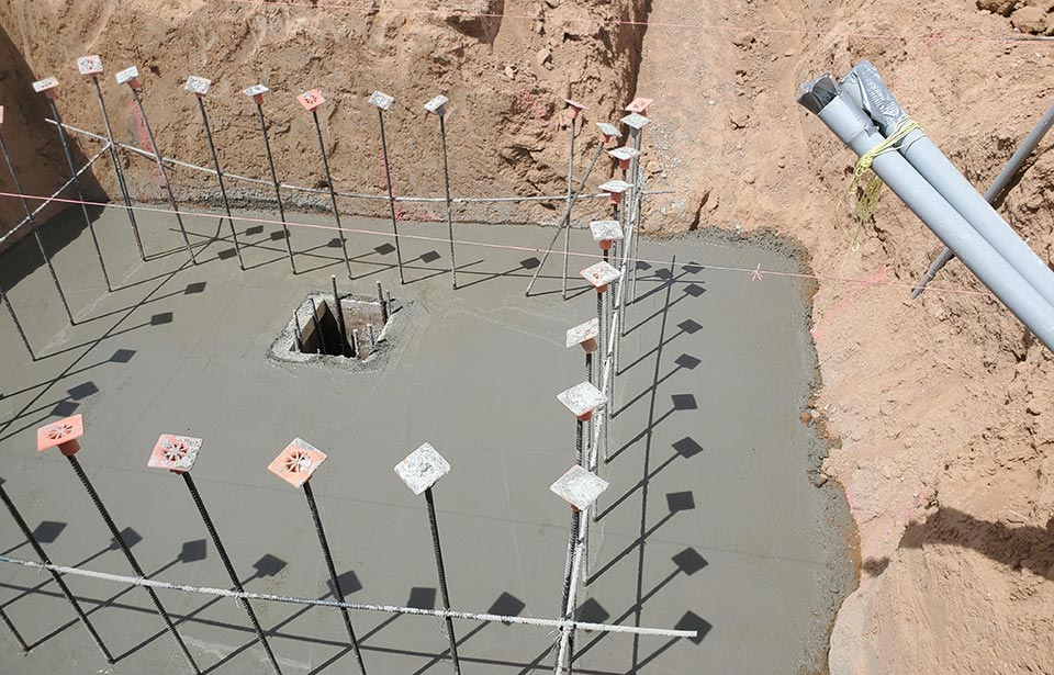 Solstice of Mesa - April 2020 progress   Tofel Dent Construction