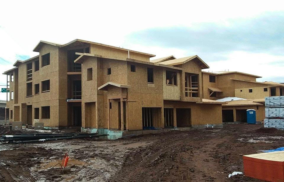 Trailside Apartments - March 2020 | Tofel Dent Construction