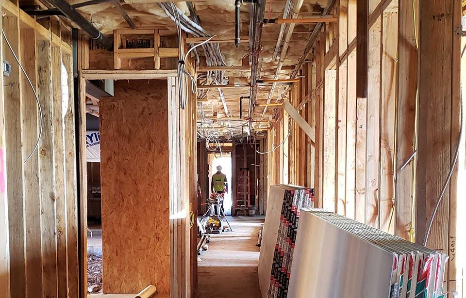 Trailside Apartments - April 2020 | Tofel Dent Construction