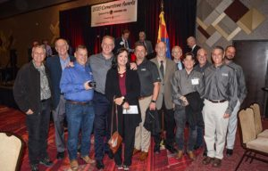 Cornerstone 2020 GC of the Year Award | Tofel Dent Construction