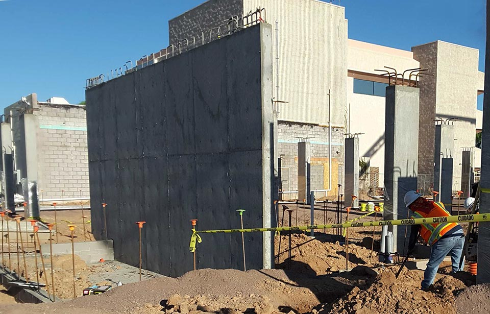 Acacia Heights - April 2020 progress | Tofel Dent Construction