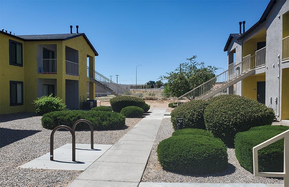 Marbella Apartments Rehab - April 2020 progress | Tofel Dent Construction