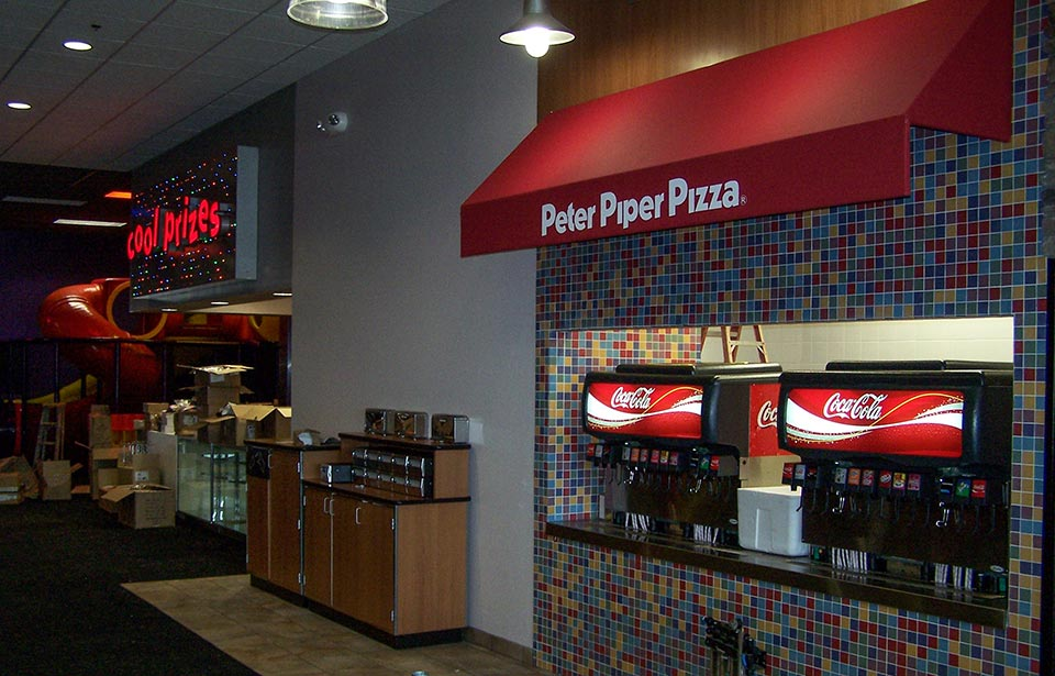 Peter Piper Pizza on Broadway TI | Tofel Dent Construction