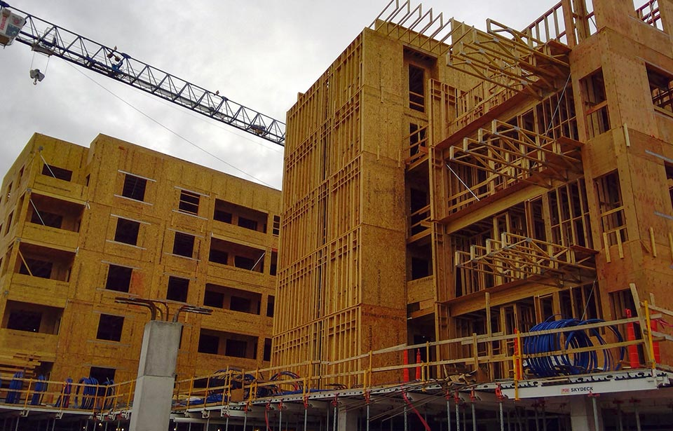 The Flin Luxury Apts - April 2020 | Tofel Dent Construction