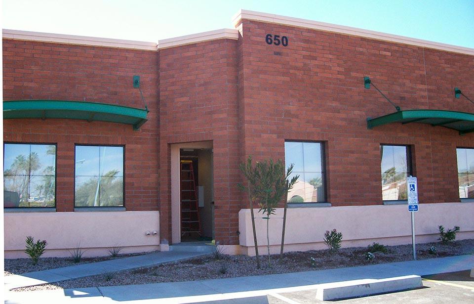 CSA Office Building | Tofel Dent Construction