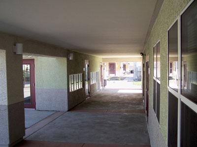 Blanche Johnson Courtyards | Tofel Dent Construction