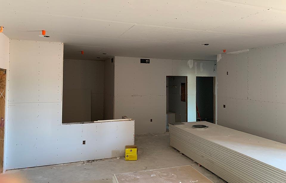 Broadway Apartments - May 2020 progress | Tofel Dent Construction