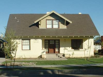 Roosevelt Historic Housing | Tofel Dent Construction