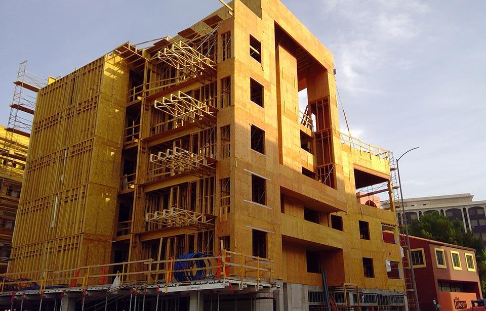 The Flin Luxury Apts - May 2020 progress | Tofel Dent Construction