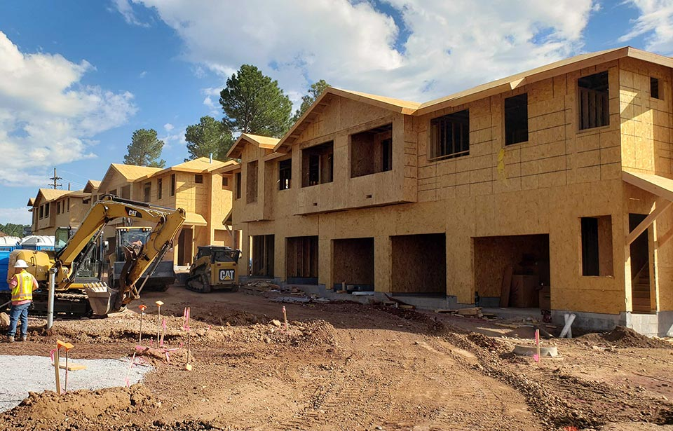 Trailside Apartments - May 2020 | Tofel Dent Construction