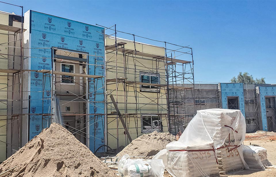 Village on Roeser, New and Rehab - July 2020 | Tofel Dent Construction