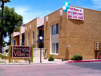 Melrose Villas (formerly Wishing Well Villas)   Tofel Dent Construction