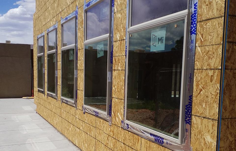 Lobo Canyon Apts Rehab - May 2021 progress   Tofel Dent Construction