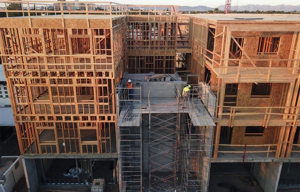 Acacia Heights - June 2020 progress | Tofel Dent Construction