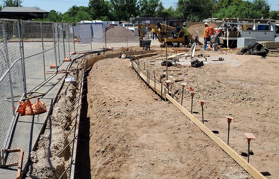 Encore at Northern - May 2020 progress | Tofel Dent Construction