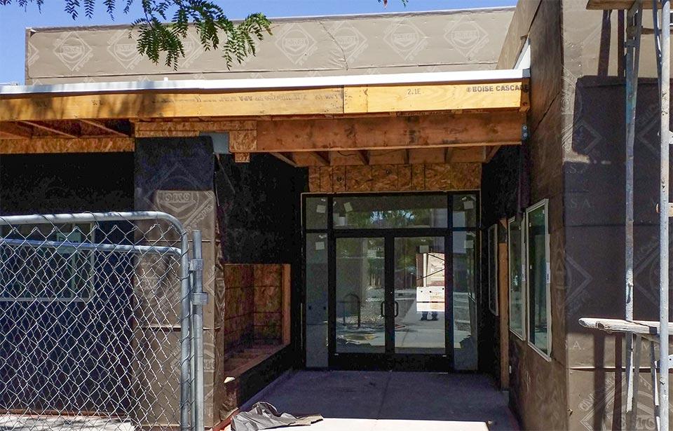 Lobo Canyon Apts Rehab - July 2021 progress   Tofel Dent Construction