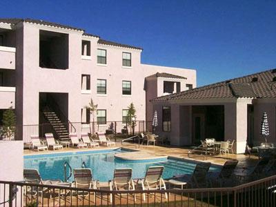 Mesa Vista Apartments (currently Colores del Sol)   Tofel Dent Construction