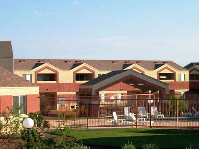 Saguaro Gardens Apartments | Tofel Dent Construction