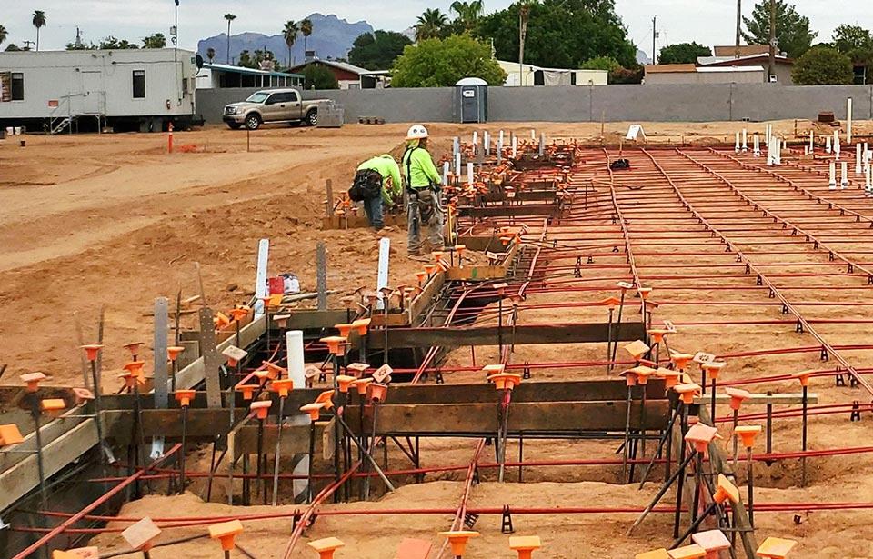 Solstice of Mesa - July 2020 progress   Tofel Dent Construction