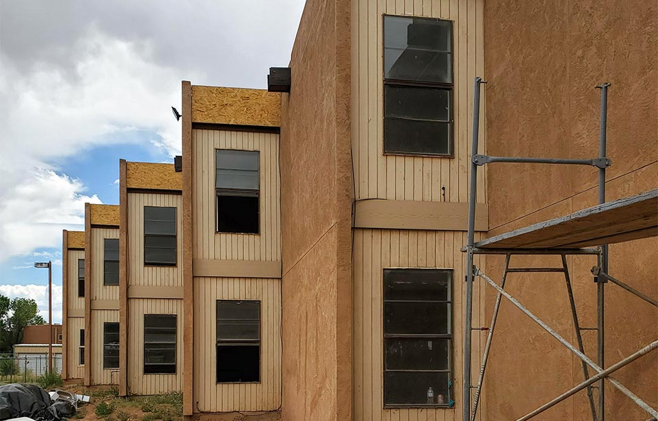 Lobo Canyon Apts Rehab - June 2020 progress   Tofel Dent Construction