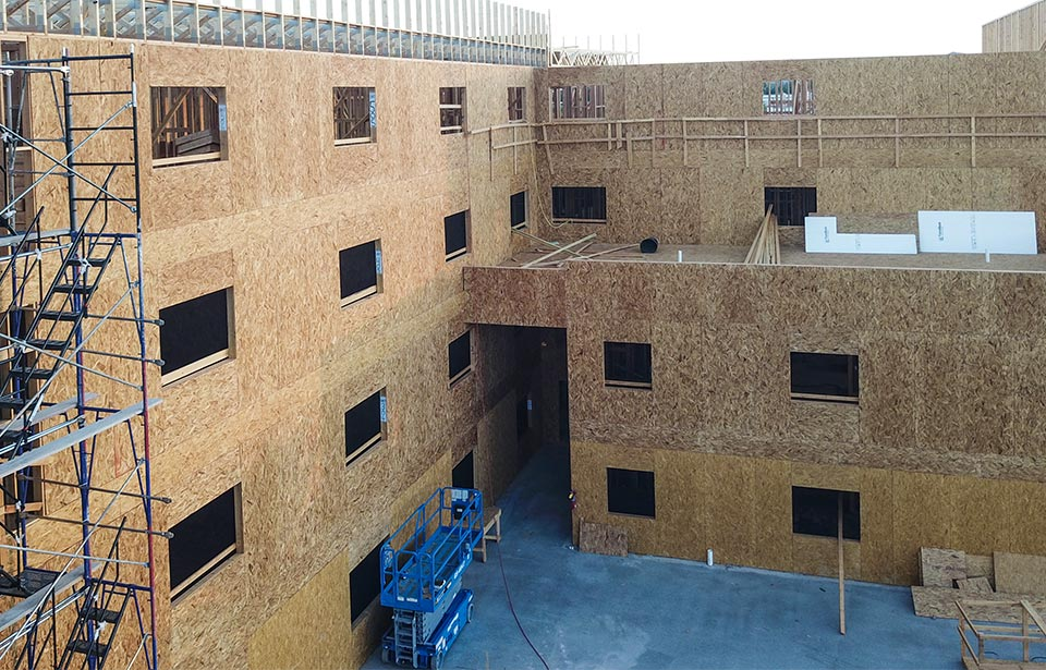 Acacia Heights - July 2020 progress | Tofel Dent Construction