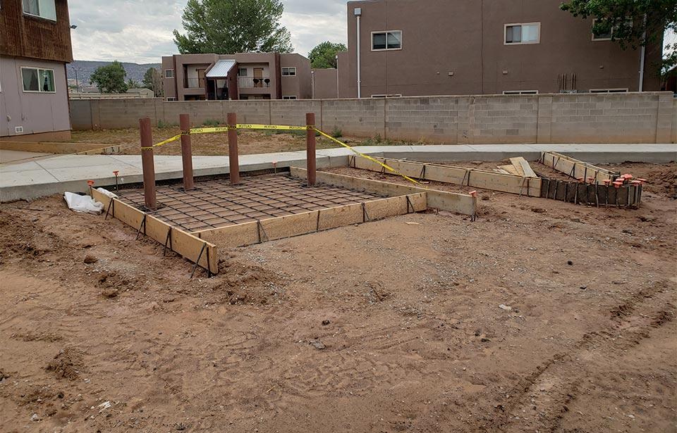 Sunray Apts Rehab - July 2020 progress   Tofel Dent Construction