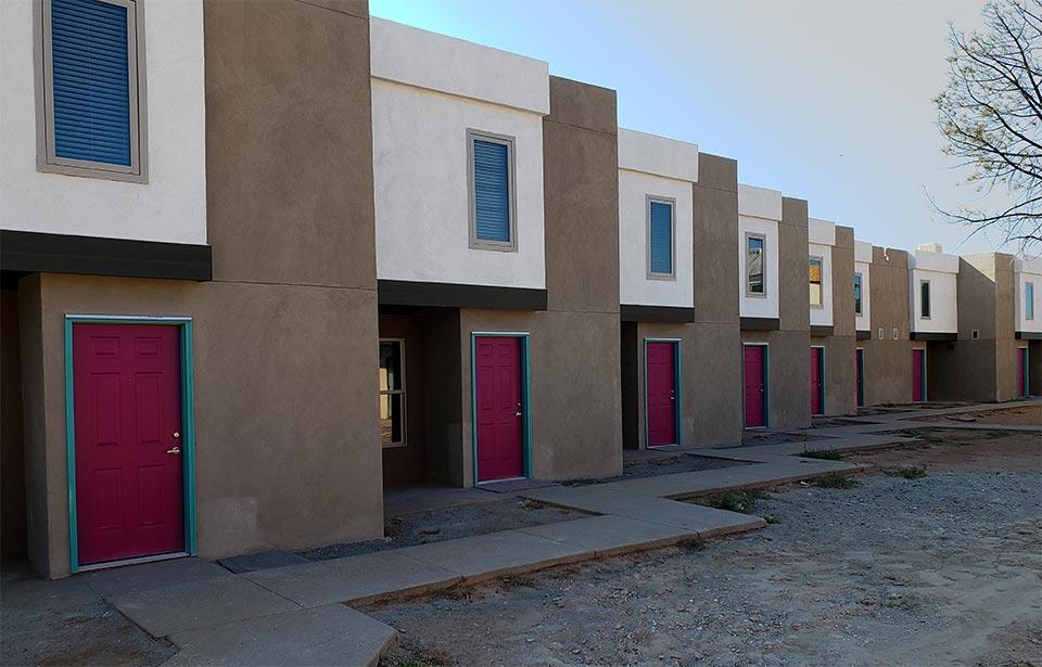 Lobo Canyon Apts Rehab - August 2020 progress   Tofel Dent Construction