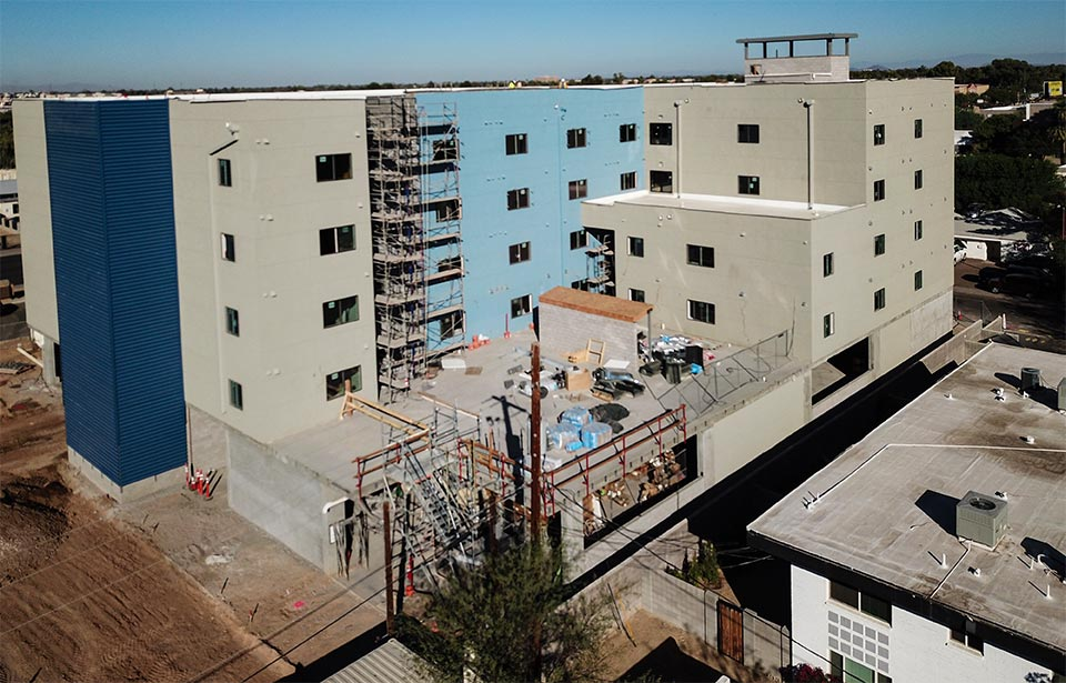 Acacia Heights - October 2020 progress | Tofel Dent Construction