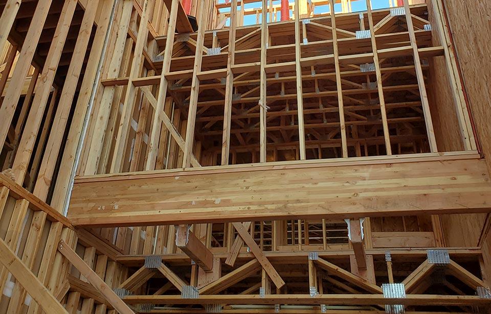 Solstice of Mesa - September 2020 progress   Tofel Dent Construction