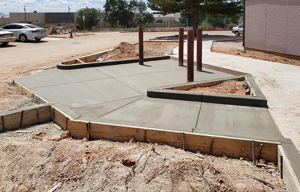 Sunray Apts Rehab - August 2020 progress   Tofel Dent Construction