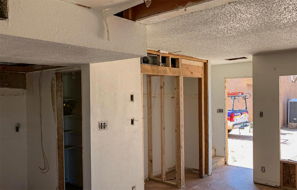 Lobo Canyon Apts Rehab - September 2020 progress   Tofel Dent Construction