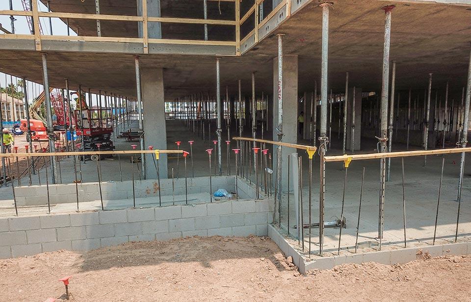 DC Heights Apartments - June 2021 progress   Tofel Dent Construction
