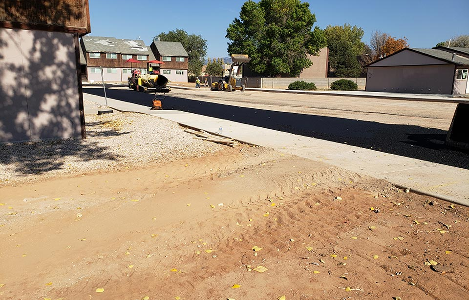 Sunray Apartments Rehab - October 2020 progress   Tofel Dent Construction