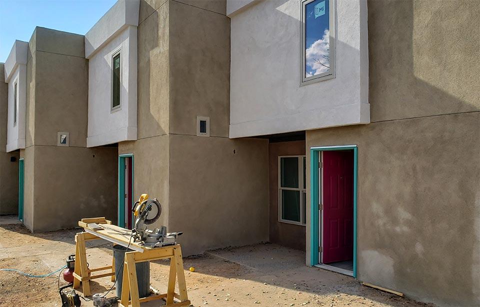 Lobo Canyon Apts Rehab - November 2020 progress   Tofel Dent Construction