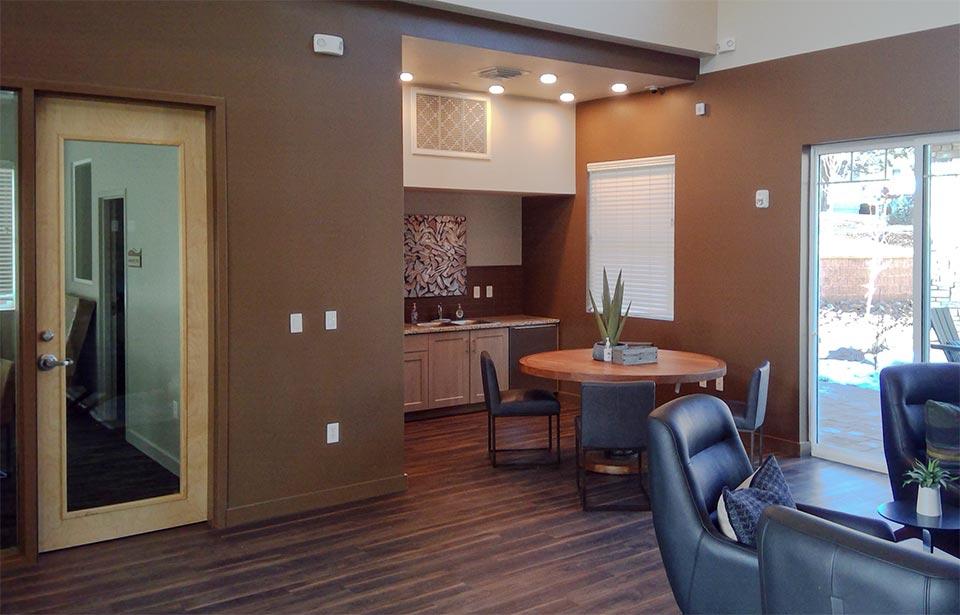 Trailside Apartments - January 2021 progress | Tofel Dent Construction