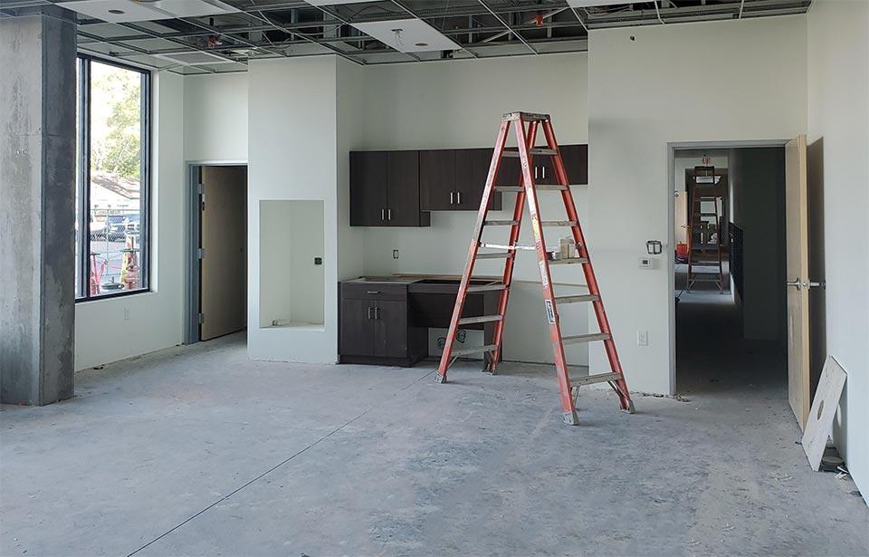 Acacia Heights - January 2021 progress | Tofel Dent Construction