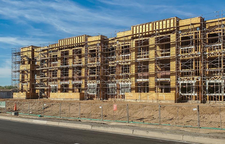 Solstice of Mesa - November 2020 progress   Tofel Dent Construction
