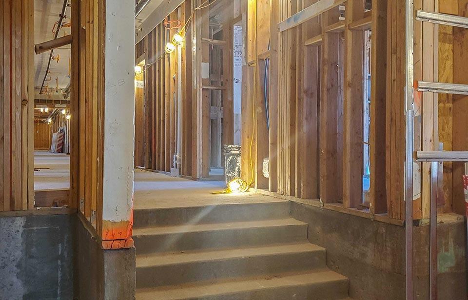Solstice of Mesa - January 2021 progress   Tofel Dent Construction