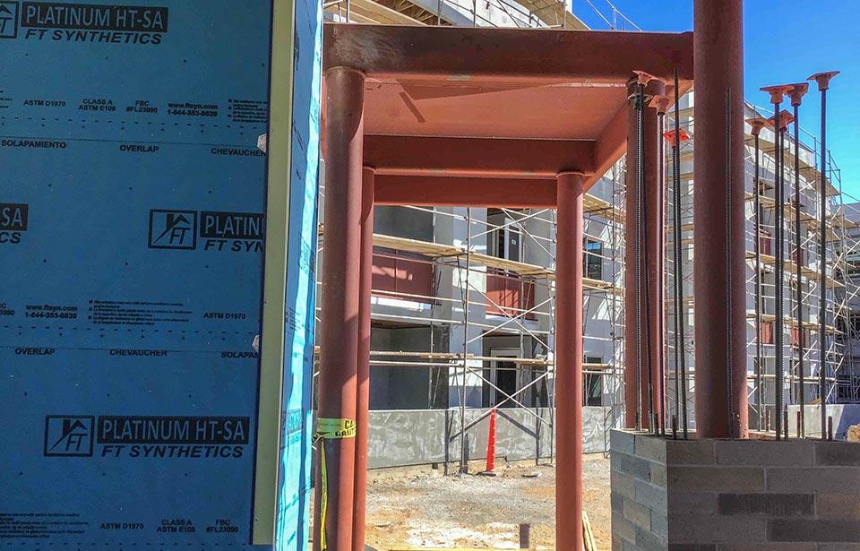 Solstice of Mesa - February 2021 progress   Tofel Dent Construction