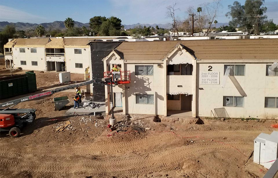 Village on Roeser, New and Rehab - March 2021 | Tofel Dent Construction