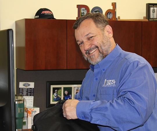 David Z. Dent, Managing Member   Tofel Dent Construction