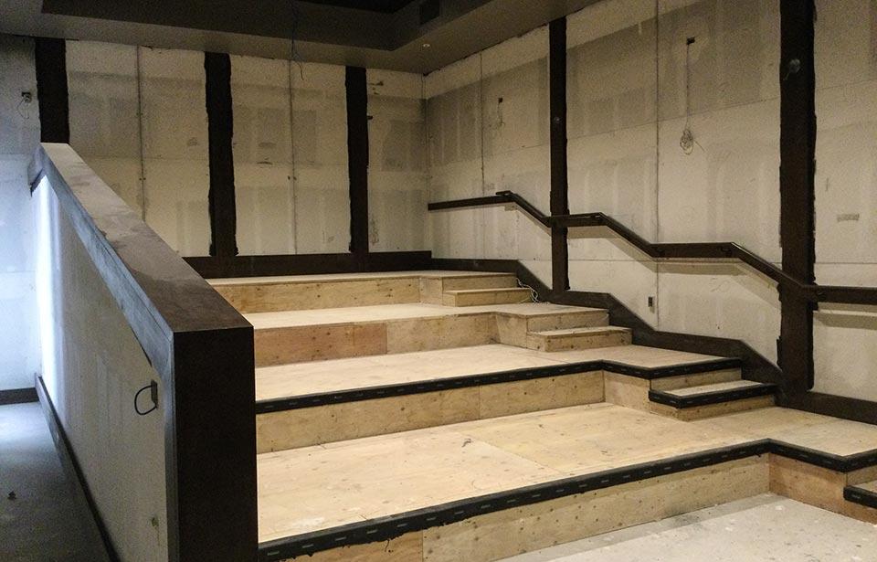 Cano Drug / Hop Lee Laundry Rehab - June 2021 progress | Tofel Dent Construction
