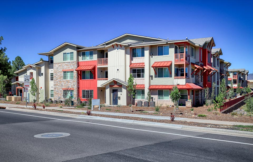 Trailside Apartments - Final Project | Tofel Dent Construction