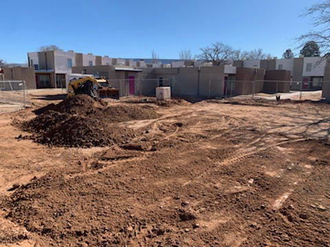 Lobo Canyon Apts Rehab - March 2021 progress   Tofel Dent Construction