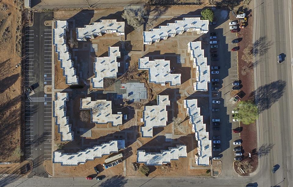 Lobo Canyon Apts Rehab - April 2021 progress   Tofel Dent Construction