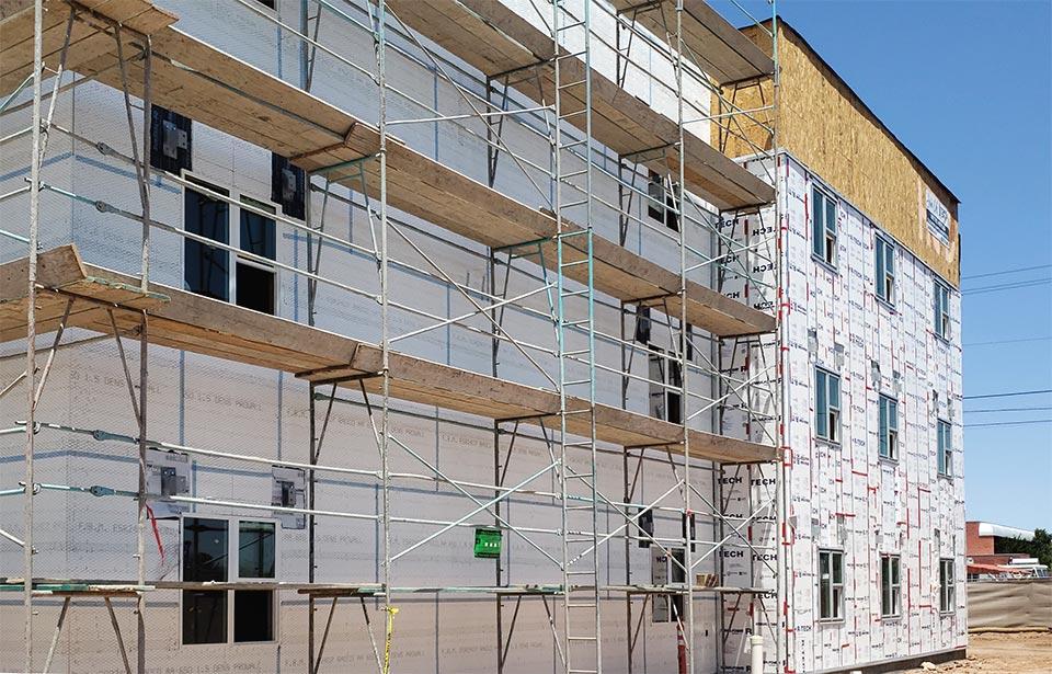Newport at Amphi - May 2021   Tofel Dent Construction