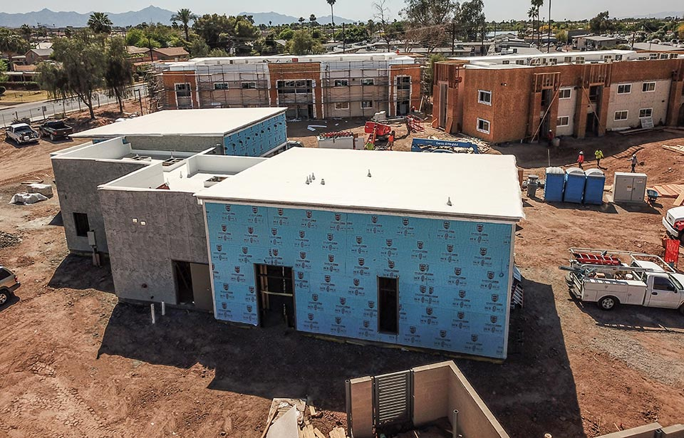 Village on Roeser, New and Rehab - April 2021 | Tofel Dent Construction