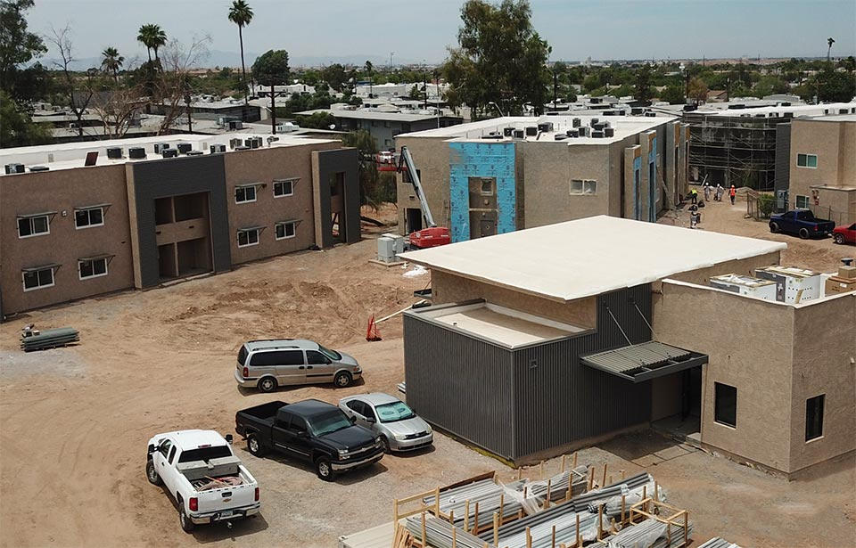 Village on Roeser, New and Rehab - May 2021 | Tofel Dent Construction
