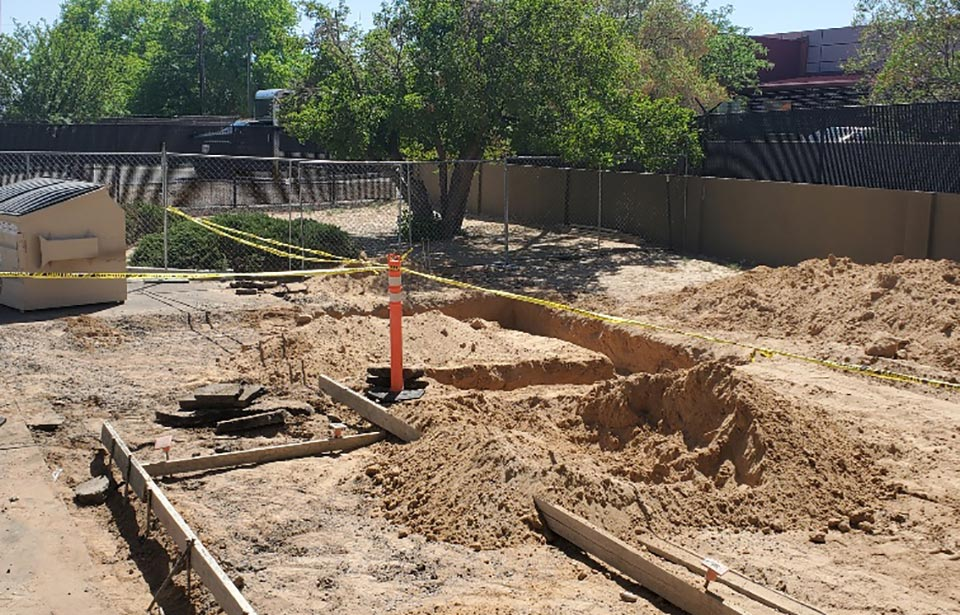 Encantada Apartments Rehab - May 2021 progress   Tofel Dent Construction